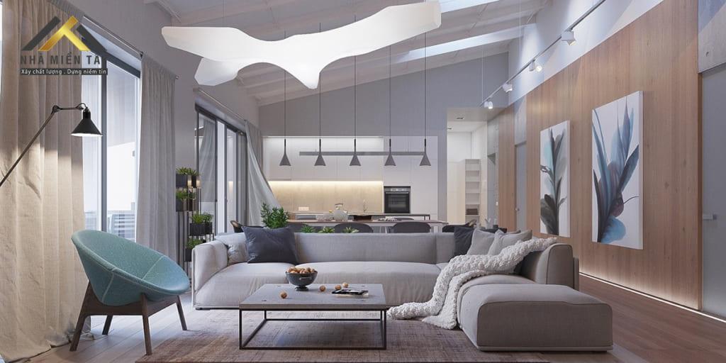 Organic hạ gục mọi người bằng những vật liệu nội thất sáng tạo và dễ tìm kiếm trên thị trường, cùng với lối thiết kế gần gũi đã lấy đi cảm tình của hầu hết gia chủ.